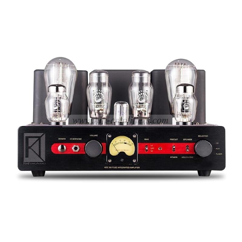 OEE Hi-end 300B Vacuum Tube Integrated Amplifier HiFi Stereo Single-Ended Audio Power Amp
