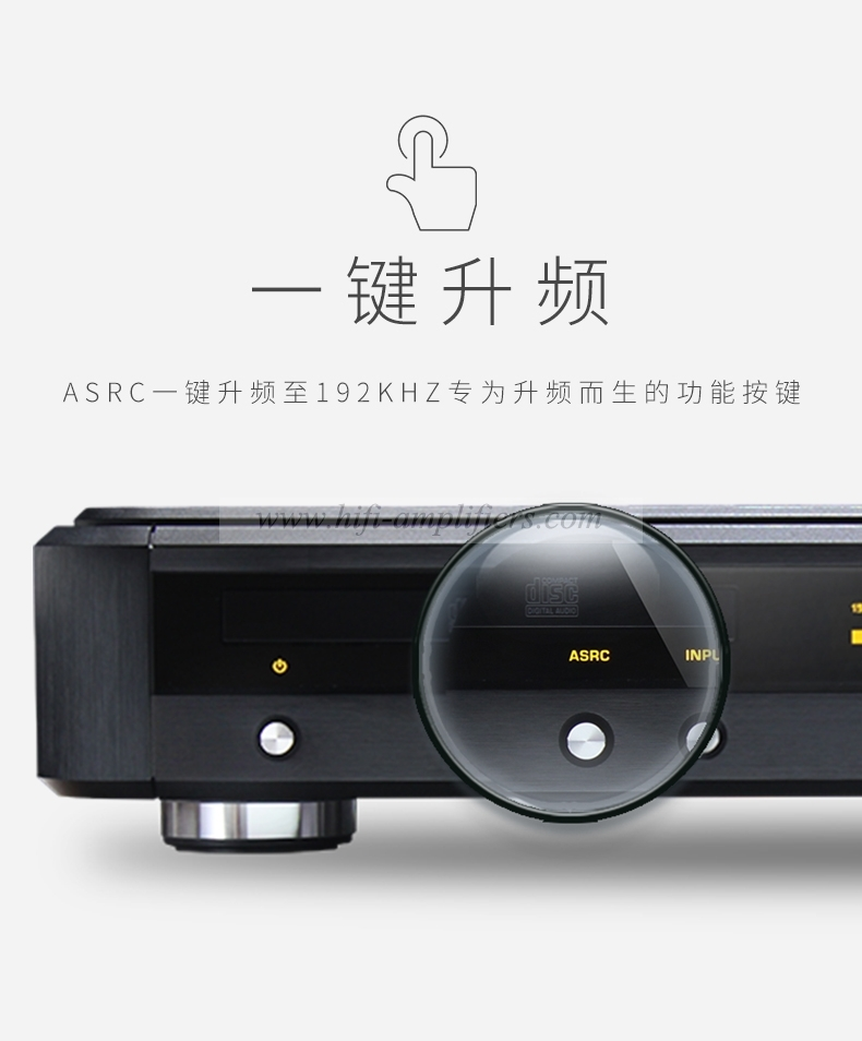 Shanling CD1.2A HIFI tube CD Player With USB DSD64 Bluetooth 5.0 Decode Upgrade of CD1.2