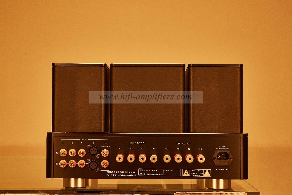China Audiophile R-800i 300B HIFI Class A Power Amplifier Single ended 805/845 tube Amplifier