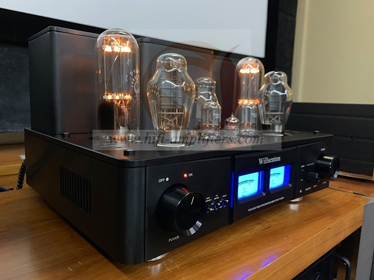 Willsenton R-800i 300B HIFI Class A Power Amplifier Single ended 805/845 tube Amplifier