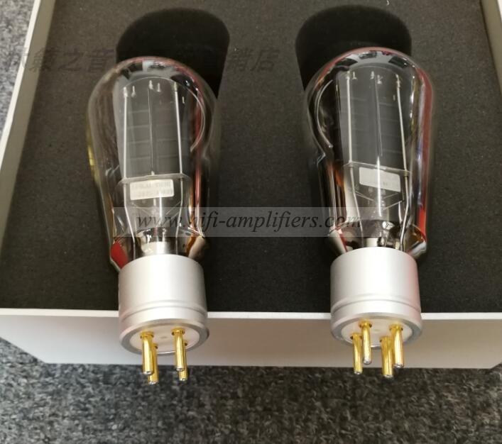 LINLAITUBE Elite Series E-300B Hi-end Vacuum Tube Replace WE300B Matched Pair