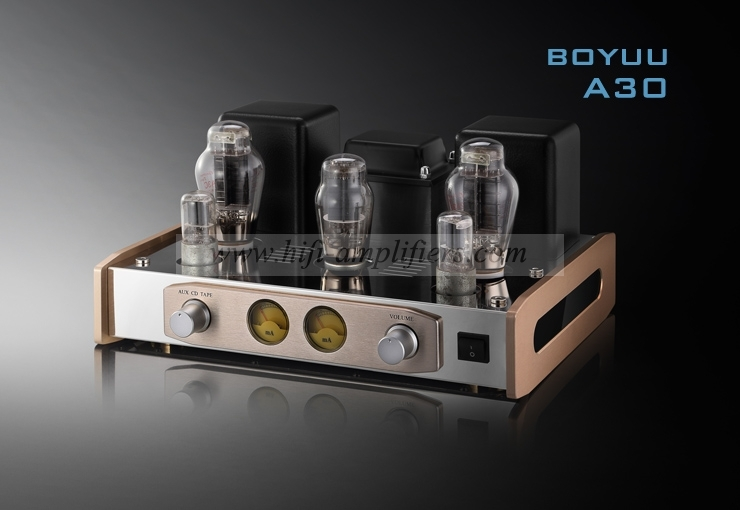 REISONG Boyuu A30 Single-end Class A HiFi Audio 2A3C Vacuum tube Amplifier