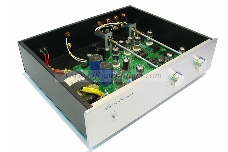 Lite Audio LS9 JADIS Circuit preamp valve 12AX7 Pre-amplifier With Remote