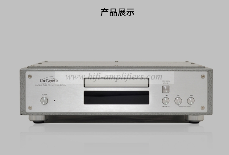Line Magnetic LM-215CD Vacuum Tube CD Player Hifi Digital Player