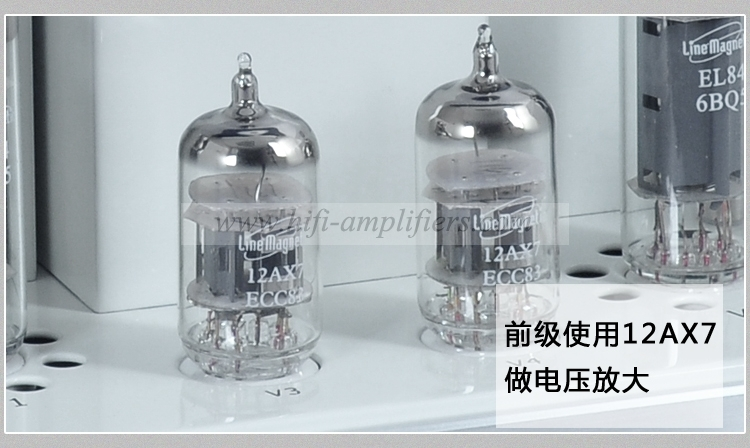 Line Magnetic Mini 218IA EL34 Hifi Integrated Vacuum Tube Amplifier