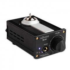 XDUOO TA-01 Hifi 24Bit/192KHz USB DAC Tube Headphone Amplifier