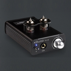 XDUOO TA-02 High Performance 6J1x 2 Stereo Tube Headphone Amplifier