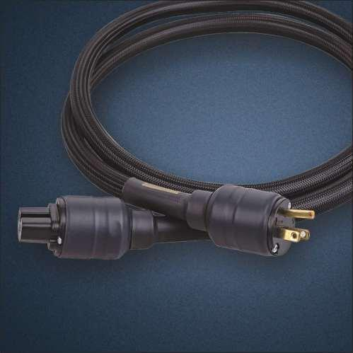 Choseal PB-5703 4N OCC HIFI Audiophlie AC Power Cable 1.8M US Plugs
