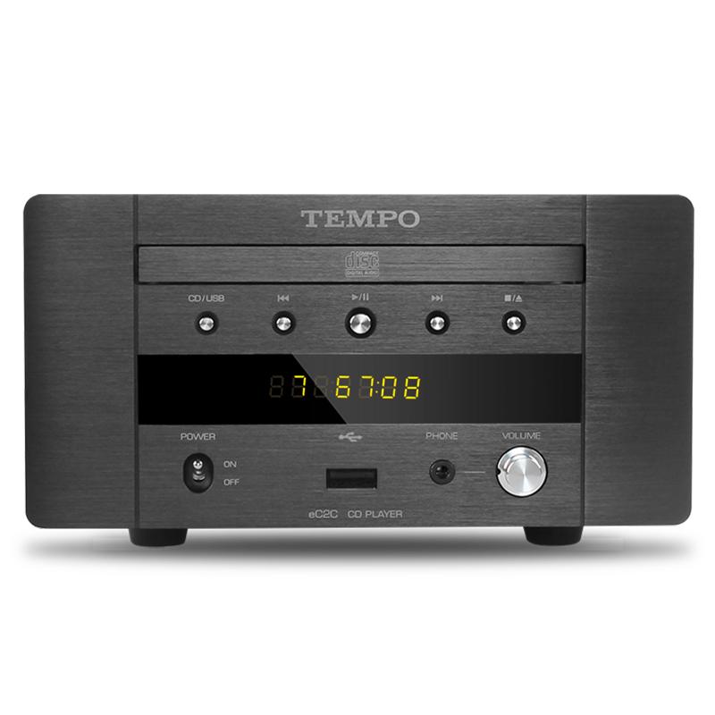Shanling TEMPO EC2C USB DAC Desktop Headphone HIFI  HDCD CD Player
