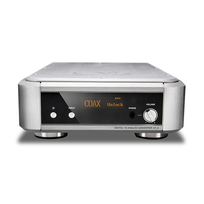 Shanling H1.2S DAC DSD USB ATM FLAC Ipad hifi Audio Headphone Amp