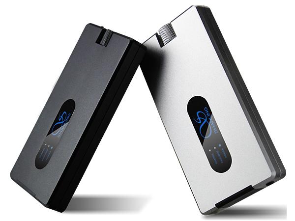 Shanling H3 Bluetooth HiFi Portable Headphone Amplifier XMOS 384k/32bit PCM DAC