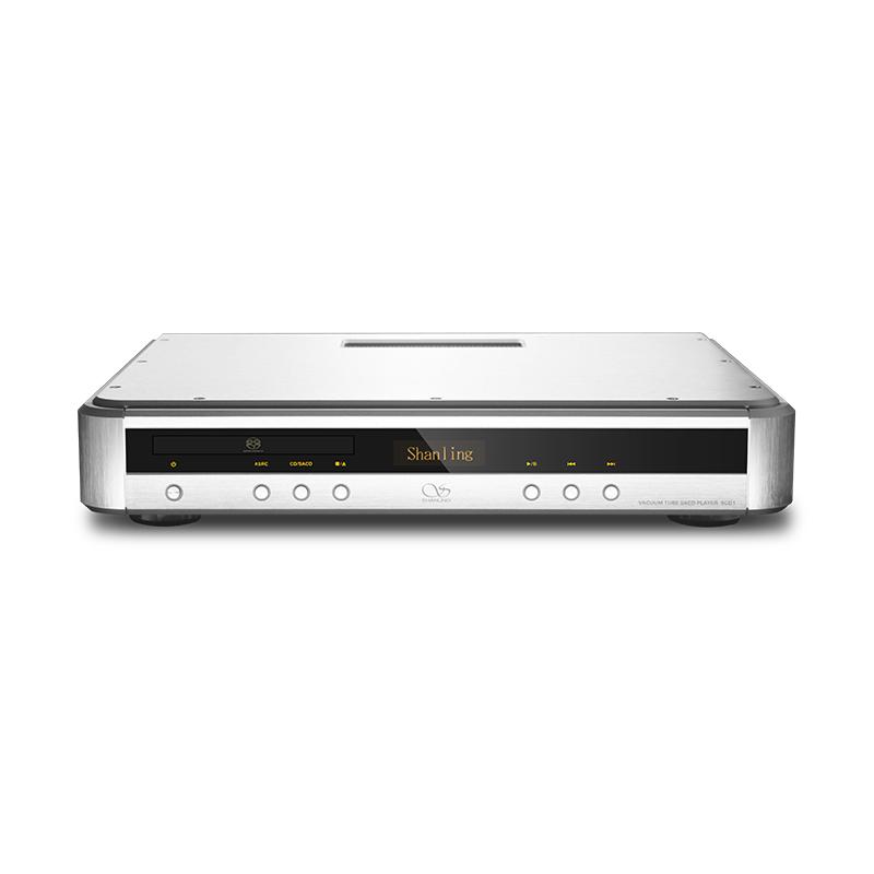 Shanling SCD1 HiFi tube SACD CD Player with VOL & Remote