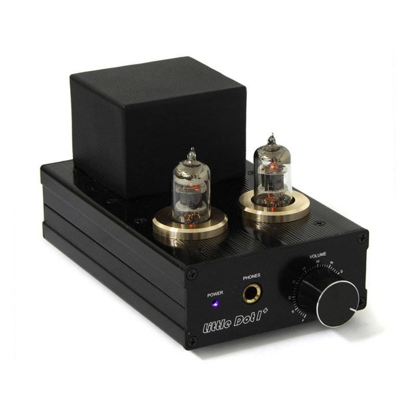 Little Dot LD1+ 6JI Tube Standard Hybrid Headphone Tube Amplifier