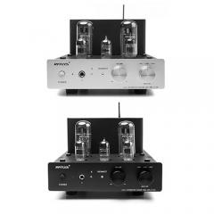 RFTLYS EA1A EL34 tube Headphone Amplifier & HiFi Integrated Amp with Bluetooth