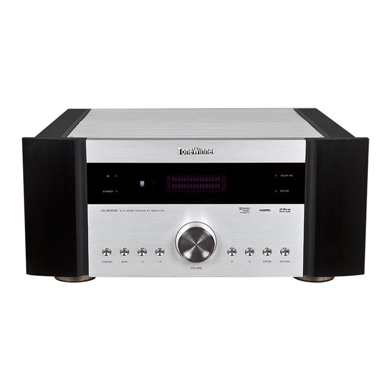 ToneWinner AD-9600HD 5.1 AV HiFi amplifier Home Theater hi-end