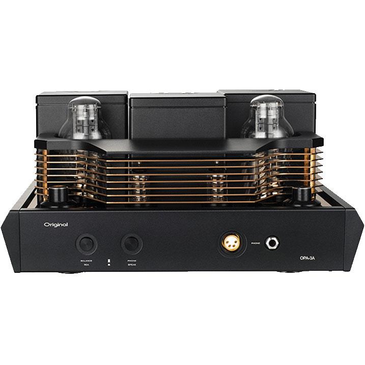 Original OPA-3A 300B Vacuum tube Amplifier HiFi Headphone Balance output Amp