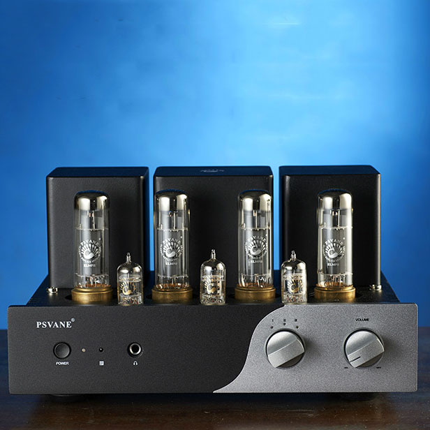PSVANE TC1 PHEL34 tube amplifier Push-pull Class A Amp With Remote