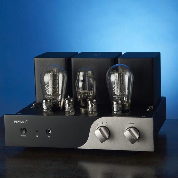 PSVANE TC3 300B Vacuum Tube Integrated Amplifier Stereo Single-ended Amp