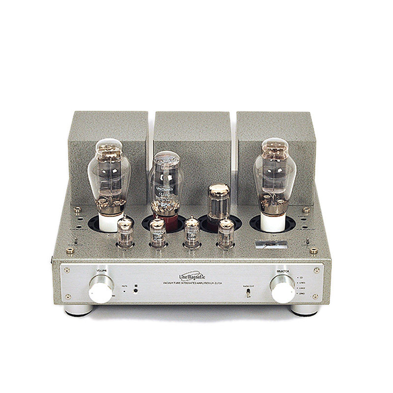 Line Magnetic LM-217IA Hifi Integrated Vacuum Tube Amplifiers