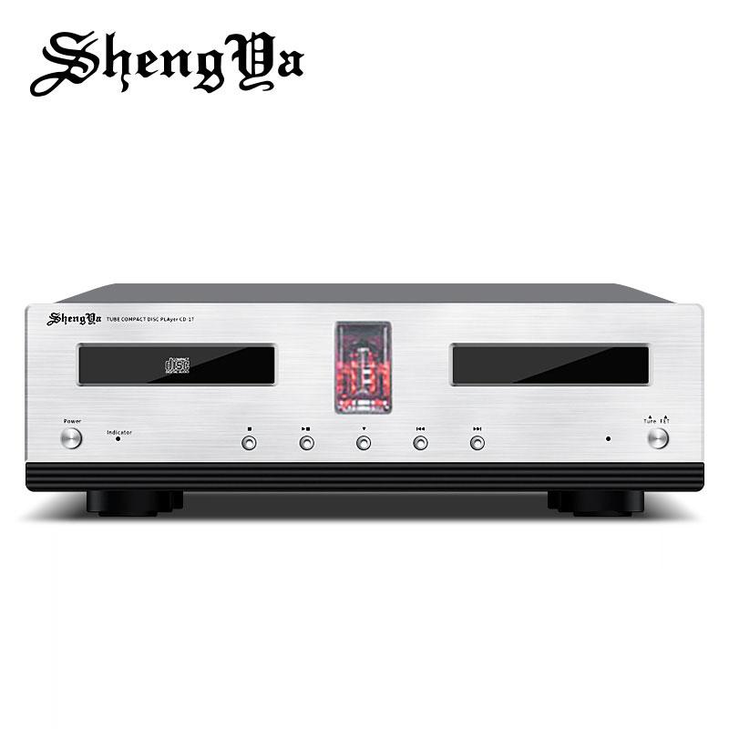 Shengya CD-17 12AX7 Vacuum Tube Hifi CD Player Read HDCD