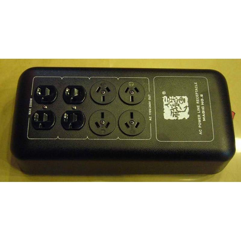 JungSon Magic No.2 Hifi Audiophile Power Filter Socket AC