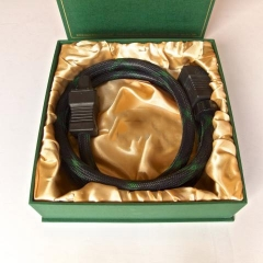 JungSon Beauty Deity Monitor Hifi Power Cable AU Plug