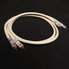JungSon AC-03 Hifi Audio 6N OFC RCA Cable Pair 1M