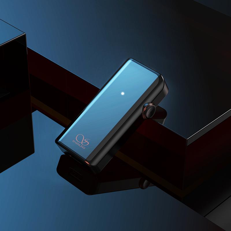 Shanling UP2 HIFI Mini Headphone Amp Aptx/LDAC Bluetooth Decode Amp