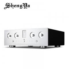 Shengya A-88 Hifi Transistor hybrid Amplifier Bluetooth/Fiber/Coaxial Input