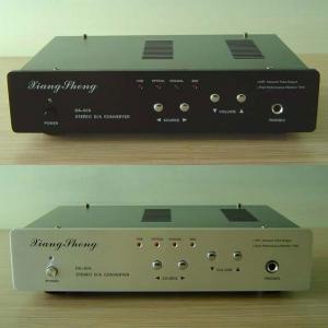 XiangSheng DAC-02A DAC & Headphone Amplifier USB/ Coaxial /Optical fiber/BNC
