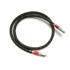 Xindak FD-1 Hifi Audio RCA Digital Coaxial Cable Pair 1M