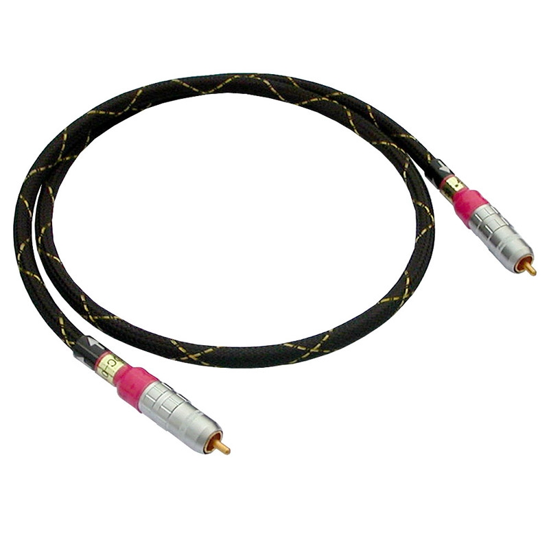 Xindak DC-01 Audio Amp Interconnect Coaxial Cable