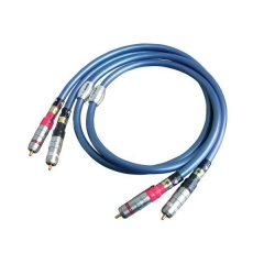 Xindak FA-5 Hifi Analogue RCA Interconnects Cable Pair 1M