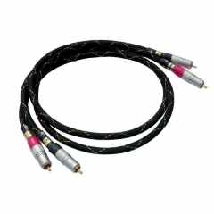 Xindak AC-01 Analogue RCA Interconnects Cable Pair 1M