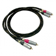 Xindak AC-02 Hifi Analogue Interconnects Cable Pair 1M