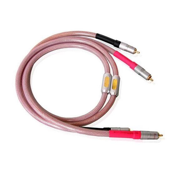 SoundRight SF-Cu Hifi Audio RCA Interconnect Cable Pair