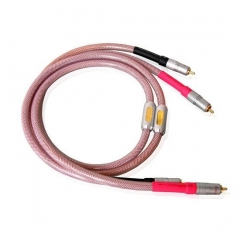 SoundRight SF-Cu Hifi Audio RCA Interconnect Cable Pair