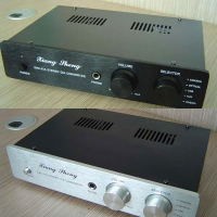 XiangSheng DAC-01A Coaxial/Fiber USB Asynchronous XMOS Decoder & Headphone Amplifier