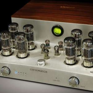Consonance Cyber 880I KT88 Tube Intergrated Amplifier HIAI Power Amplifier