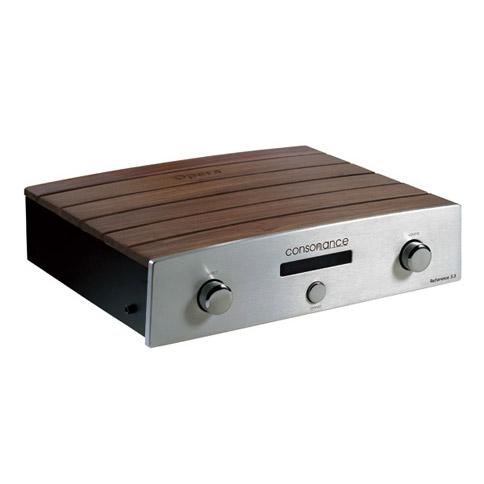 Consonance Reference 3.3 E88CC Tube Intergrated Amplifier