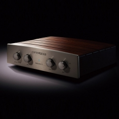 Consonance Reference 1.1 EZ80 tube preamp Hifi Pre-amplifier