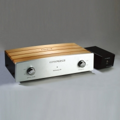 Consonance Reference40 Hifi EZ80 Tube MM/MC Phono Amplifier