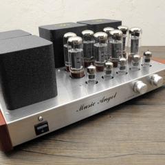 Music Angel XD950MKIII XDSE M9 EL34 x8 Tube integrated amplifier