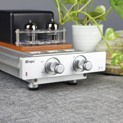 Qinpu A3 6N3 Tube Hi-end Headphone Integrated Amplifier