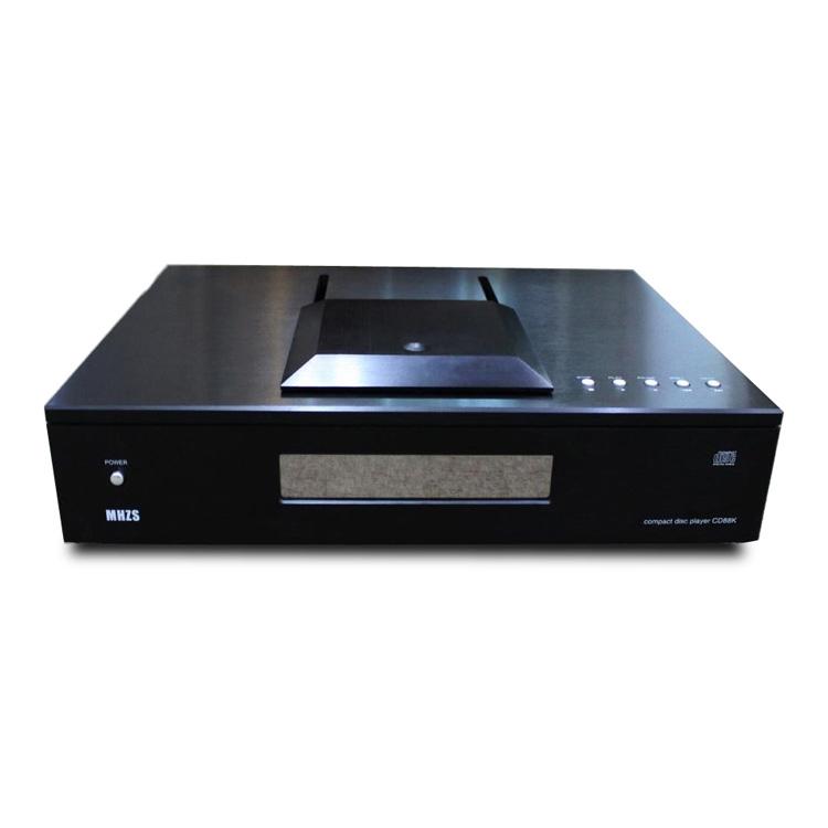 MHZS CD88K 24bit/192kHz Tube Balanced XLR CD HDCD Player BK