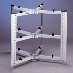 E&T 11-D300-3A1 HiFi Audio Bookshelf Racks For Hi-End Equipments