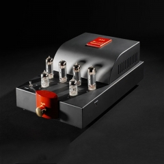 Bewitch ASC A84 HIFI Vacuum Tube Integrated Amplifier Mini Desktop Amp