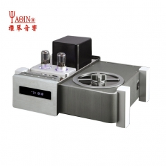 YAQIN SD-33A Vacuum Tube Hifi Balanced CD HDCD Player