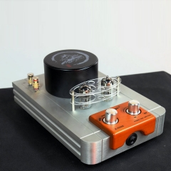 Qinpu A-6500 tube Integrated Amplifier with Headpnone Amp Desktop Amplifier