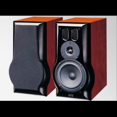Meixing MD007-1 Mini Bookshelf Speaker Hifi tube amp Speaker Pair